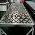 雕花铝单板医院雕花铝单板背发光字广东德普龙建材