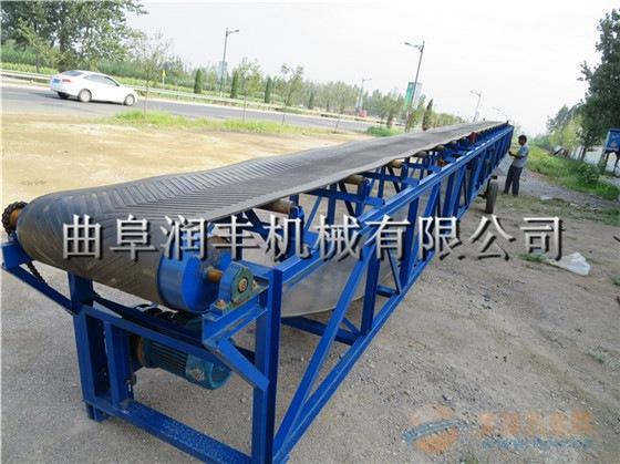 潍坊物流输送机 新型大长度皮带输送机
