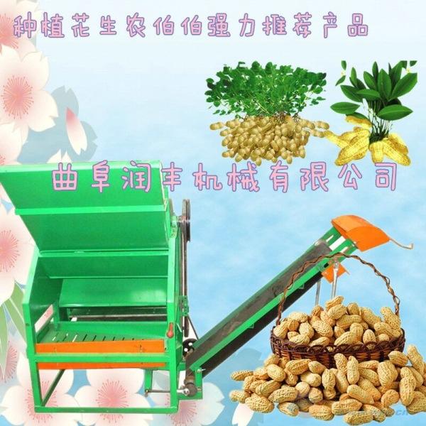 优质花生摘果机 自动上料摘果机品质保证