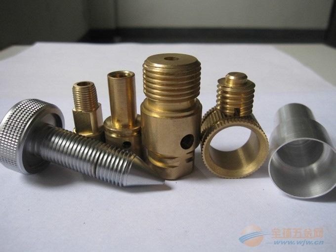 温州供应不锈钢非标锥形螺母