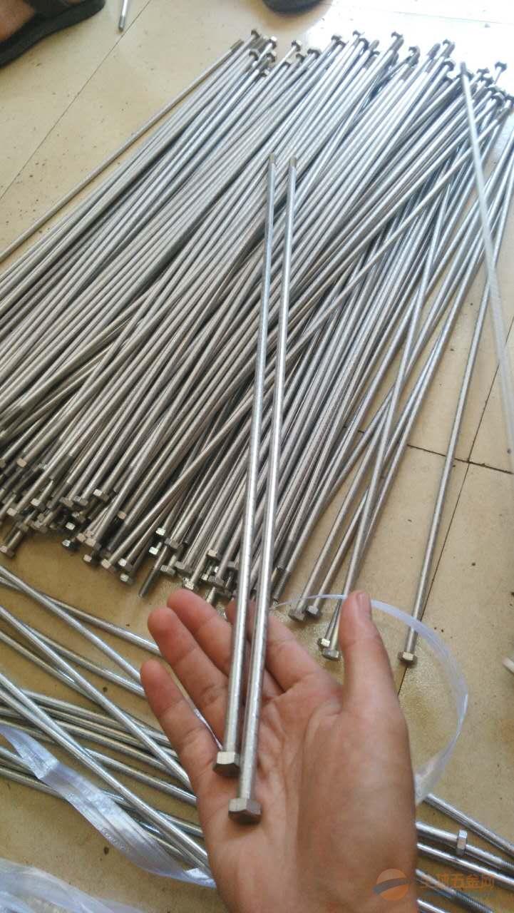 温州供应非标不锈钢外六角加长螺丝
