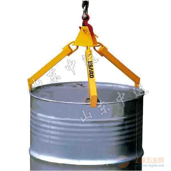 ZYDCL500油桶起吊夹