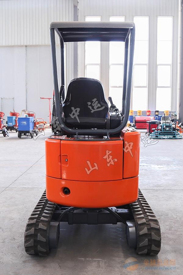 HC18迷你型液压挖掘机
