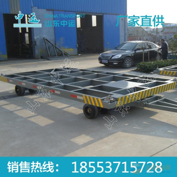 集装箱专用重型牵引平板拖车价格
