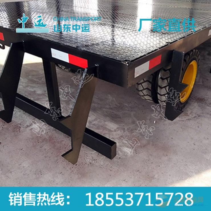 12米重型牵引平板拖车价格 重型牵引平板拖车厂家