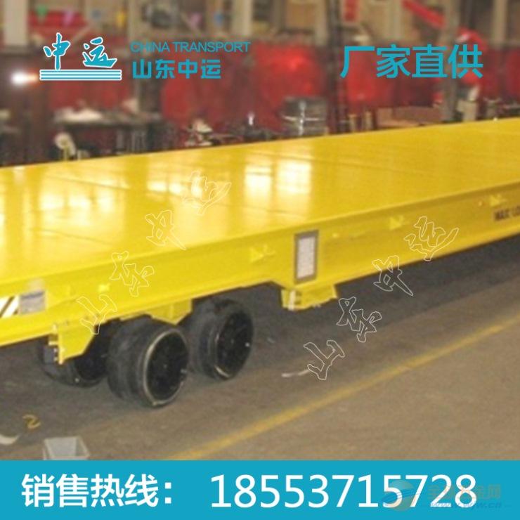 100吨港口物流重型平板牵引拖车 厂家直销重型平板牵引拖车