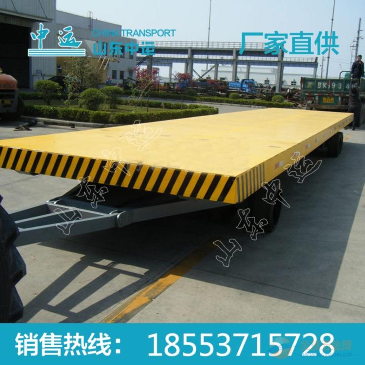 50吨重型牵引平板拖车价格 厂家直销50吨重型牵引平板拖车