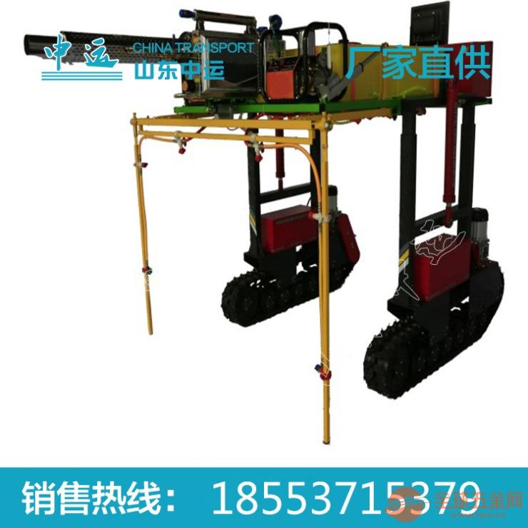 遥控喷药机器人价格,龙门升降履带式遥控喷药机器人