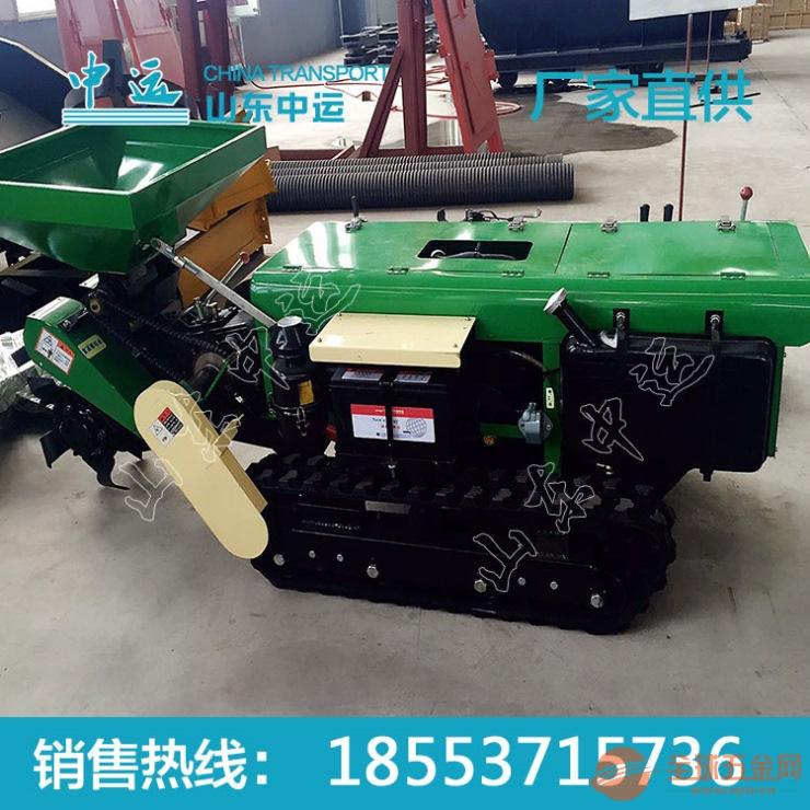 2F-30A型自走式多功能施肥机