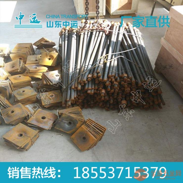 山东左旋锚杆厂家 螺栓钢左旋锚杆 左旋锚杆价格