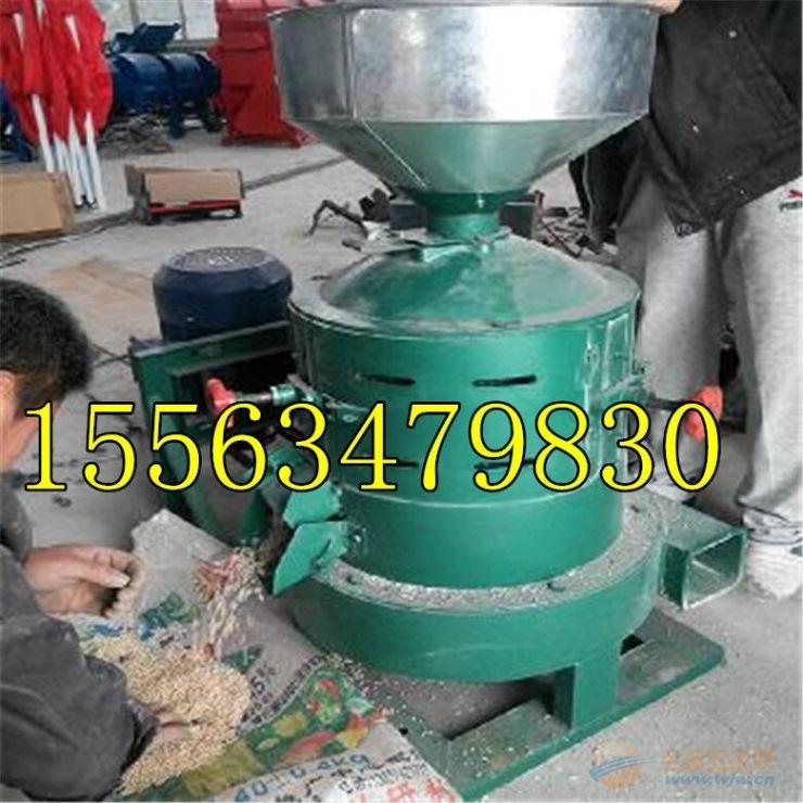 容城县 新型 谷物脱皮机打米机 家用高效率小米加工设备