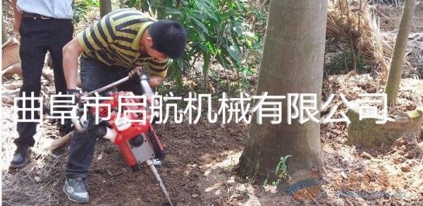 龙井市 大成断根起球机 江苏种树挖树窝子机