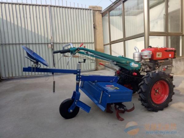 安徽省 小型滚刀松土机 微型旋耕设备