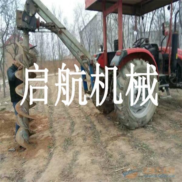 明水县 硬土质专用植树挖坑机 便携式挖坑机