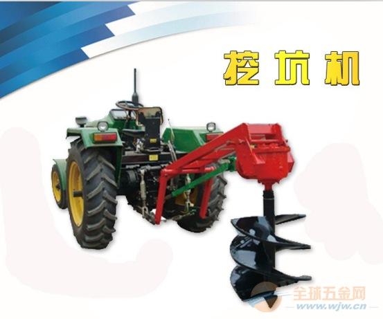庆安县 飞机场护栏埋桩打眼机 小型挖坑机