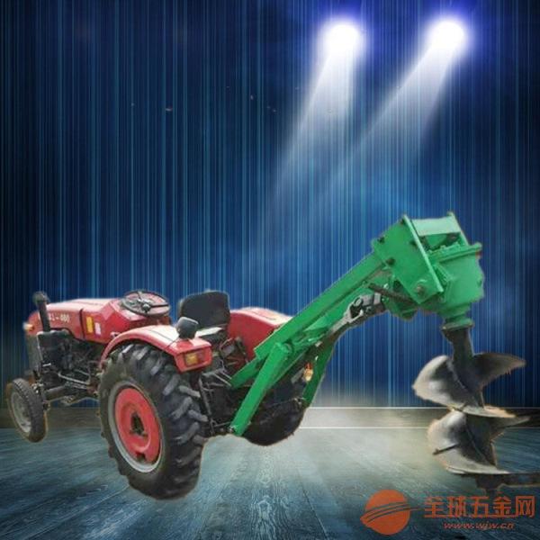 杨浦区 大直径埋桩机 挖坑机便携式