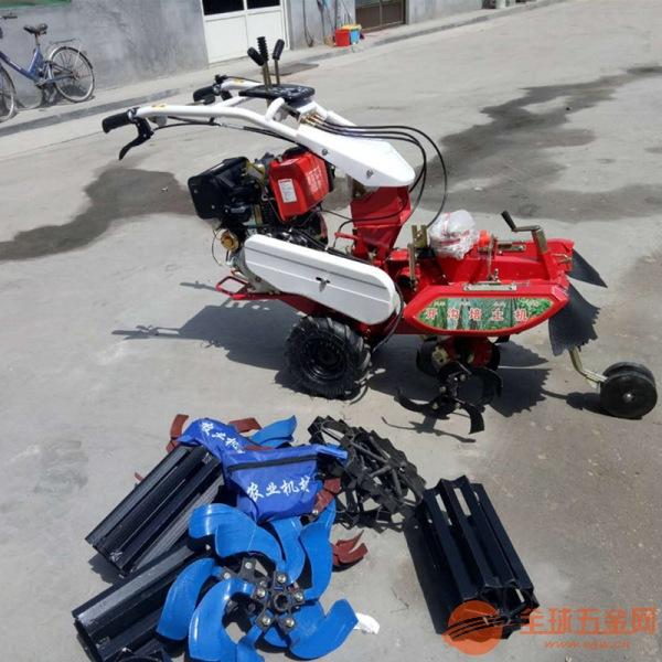 咸宁 小型农机高效率田园管理机 新型田园管理机图片