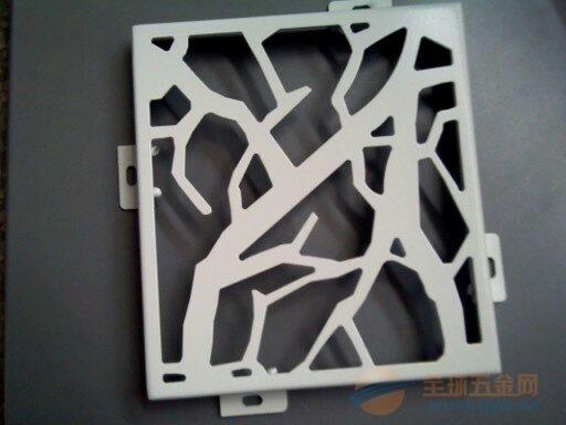 铝单板 铝单板幕墙 雕花铝单板
