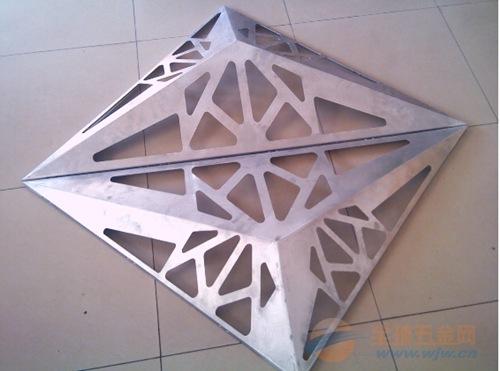 广场室内吊顶铝单板图案定制,雕刻铝单板厂家