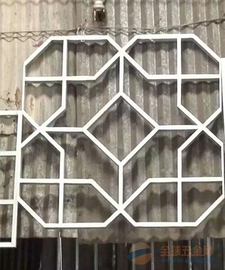 木纹铝护栏