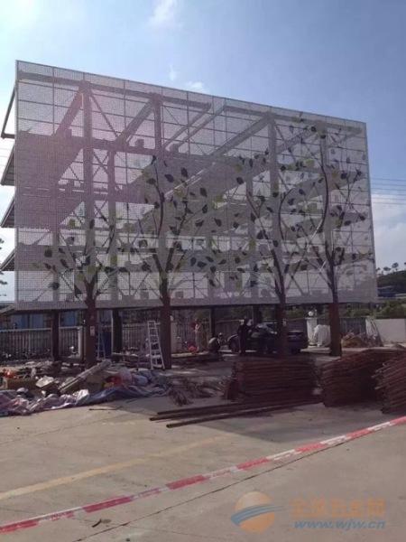 造型外墙铝单板