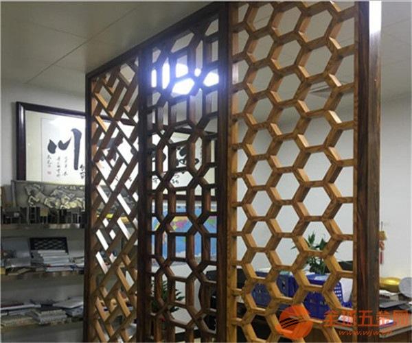 四方管铝窗花