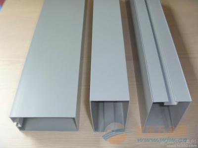 型材仿木纹铝方通厂家