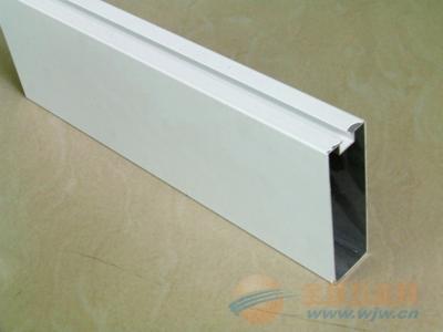 仿木纹型材铝方通厂家