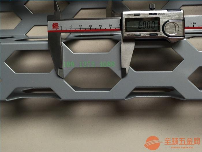 一汽奥迪汽车4s店展厅冲孔铝板_2.0幕墙铝蜂窝网