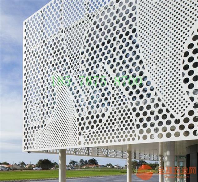 新能源冲孔铝板阳泉现货速发