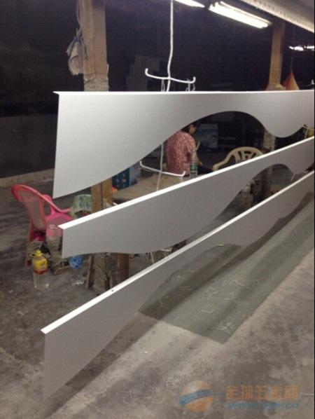 弧形铝方通晋城德普龙来图定制专业快速