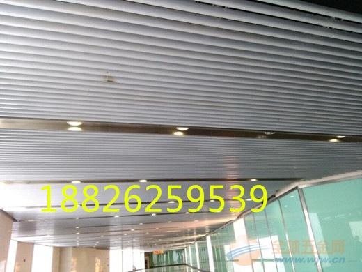 弧形铝方通晋城德普龙来图定制生产厂家