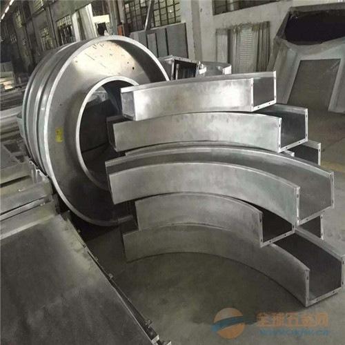 供应弧形吊顶铝单板-弯曲铝单板-波浪形铝板天花