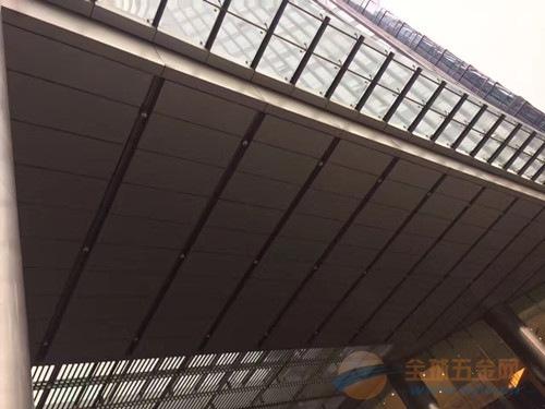 德普龙-热转印木纹铝单板-造型铝单板-氟碳铝单板