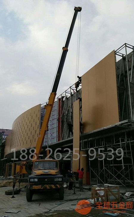 售楼部外墙铝单板临城县德普龙定做生产厂家