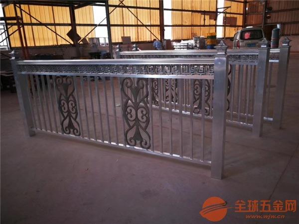 供应木纹铝窗花护栏_铝合金窗花防盗网