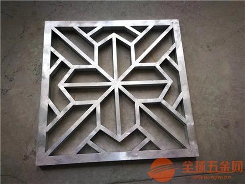 贵州省仿古木纹铝花窗,外墙烤漆铝窗花格厂家