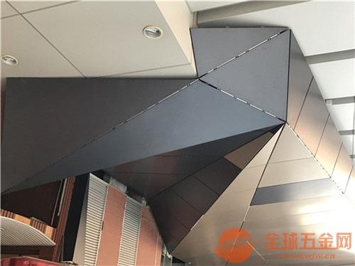 酒店门头造型雨棚铝单板 专业铝单板生产厂家