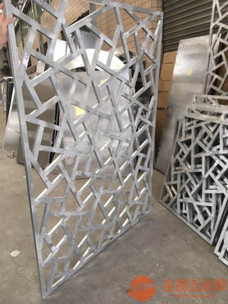 型材仿古冰裂纹铝窗花 商铺窗户木纹铝花格 空调罩