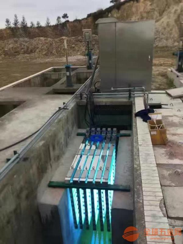 铜山县明渠式紫外线消毒系统报价