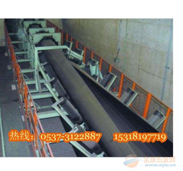 管状带式输送机厂家 双回程大型管状输送机