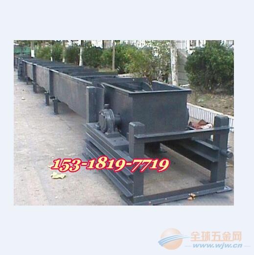 污泥刮板输送机电话多种型号 输送机