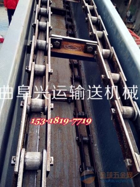 污泥刮板输送机加工品牌好 高炉灰输送刮板机