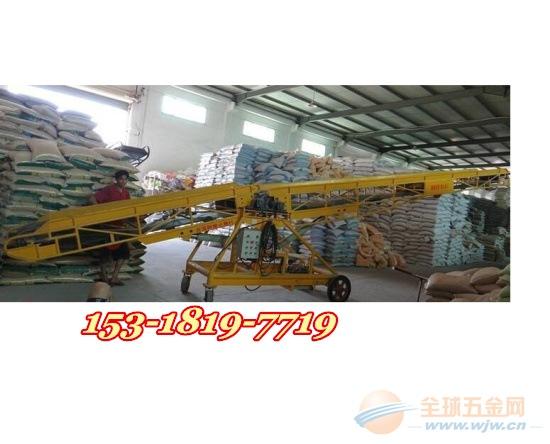 金华大型带式输送机价格 散粮包装输送机价格