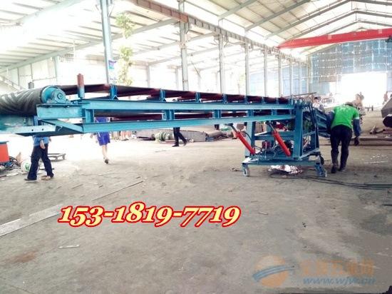 南昌混凝土槽型输送机价格 装船自动装车输送机