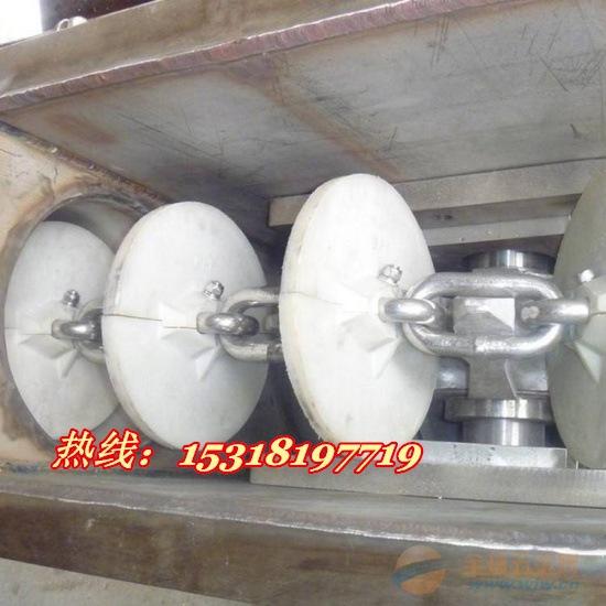优质管链输送机定制直销 陶土管链式输送机