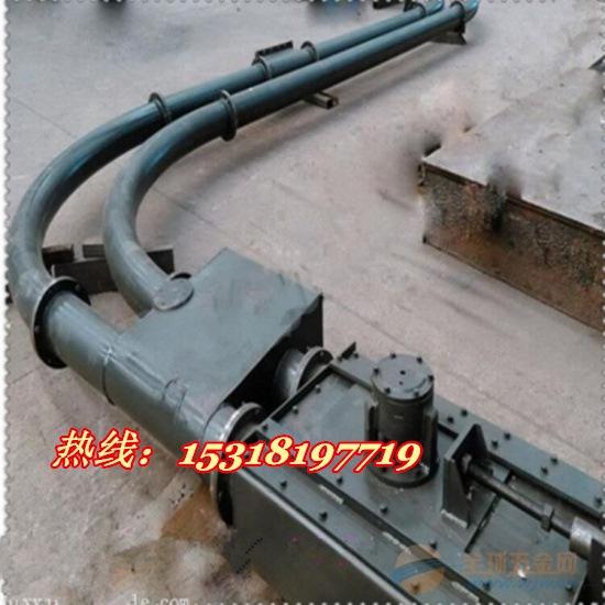 专业管链输送机厂家耐磨 药粉输送机