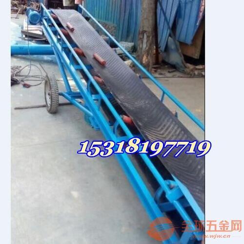 成武县沙子砖头输送机 效果理想y6