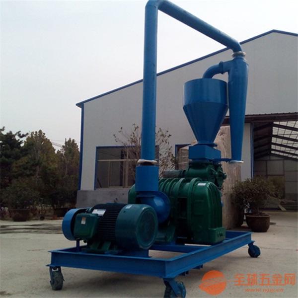 大功率气力吸粮机防尘 矿用气力吸送一体机