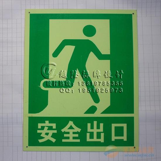 消防警示标志